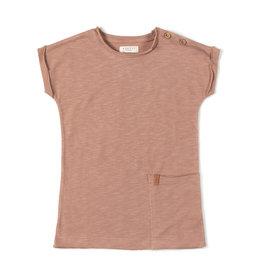 Nixnut T-dress Lychee