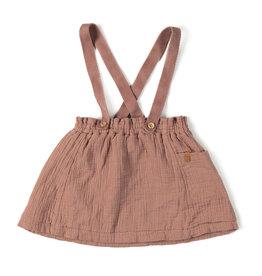 Nixnut Strap Skirt Lychee