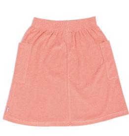 CarlijnQ Basics long skirt pink