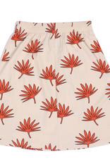 CarlijnQ Palm leaf skirt