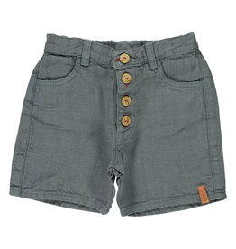 piupiuchick Boys shorts | grey linnen
