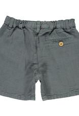 piupiuchick Boys shorts | grey linnen
