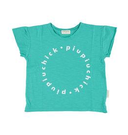 piupiuchick Logo t-shirt | green