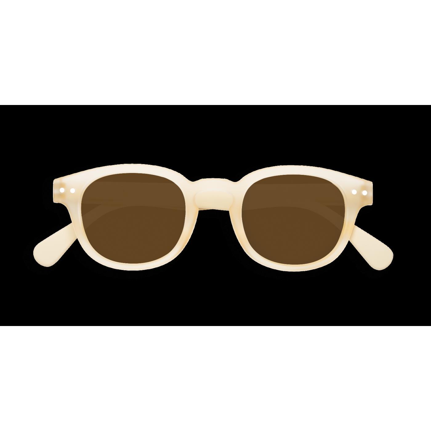 Izipizi Sunglasses junior neutral beige C