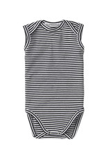 Mingo Bodysuit sleeveless stripes