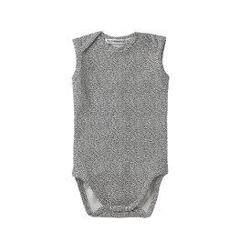 Mingo bodysuit sleeveless dots