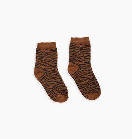 Sproet & Sprout Socks tiger