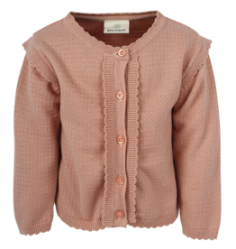 en'fant Cardigan | rose cloud
