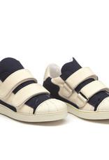 Bear & Mees Organic sneaker blue