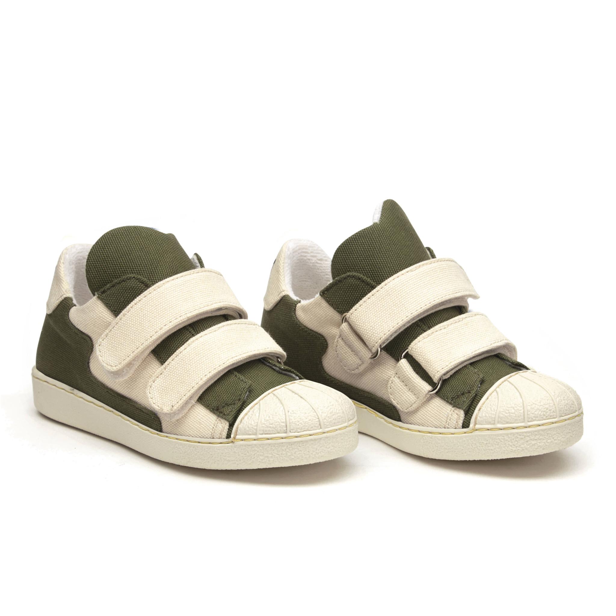 Bear & Mees Organic sneaker green