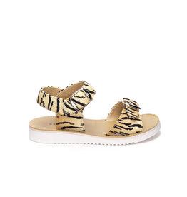 Bear & Mees Sandals tiger