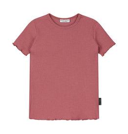 DAILY BRAT Rosie t-shirt marsala