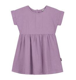 DAILY BRAT Daisy dress purple rain
