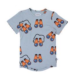 CarlijnQ Binocular t-shirt drop back