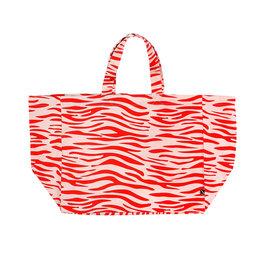 CarlijnQ Tiger beach bag