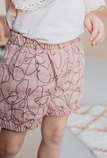 Blossom kids Shorts muslin | Butterfly dream Powder