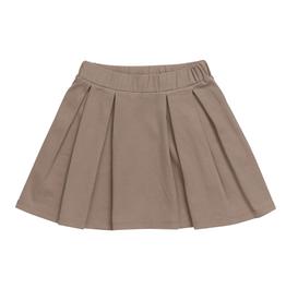 Blossom kids Skirt | Creamy Cacao