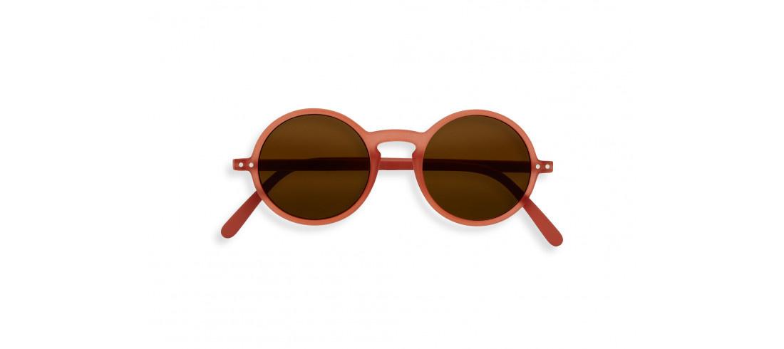 Izipizi Sunglasses warm orange #G