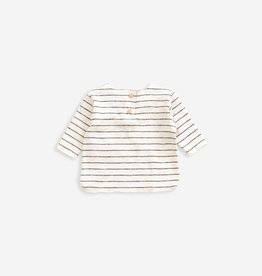 Play-up Long-sleeved t-shirt in organic cotton | Warp