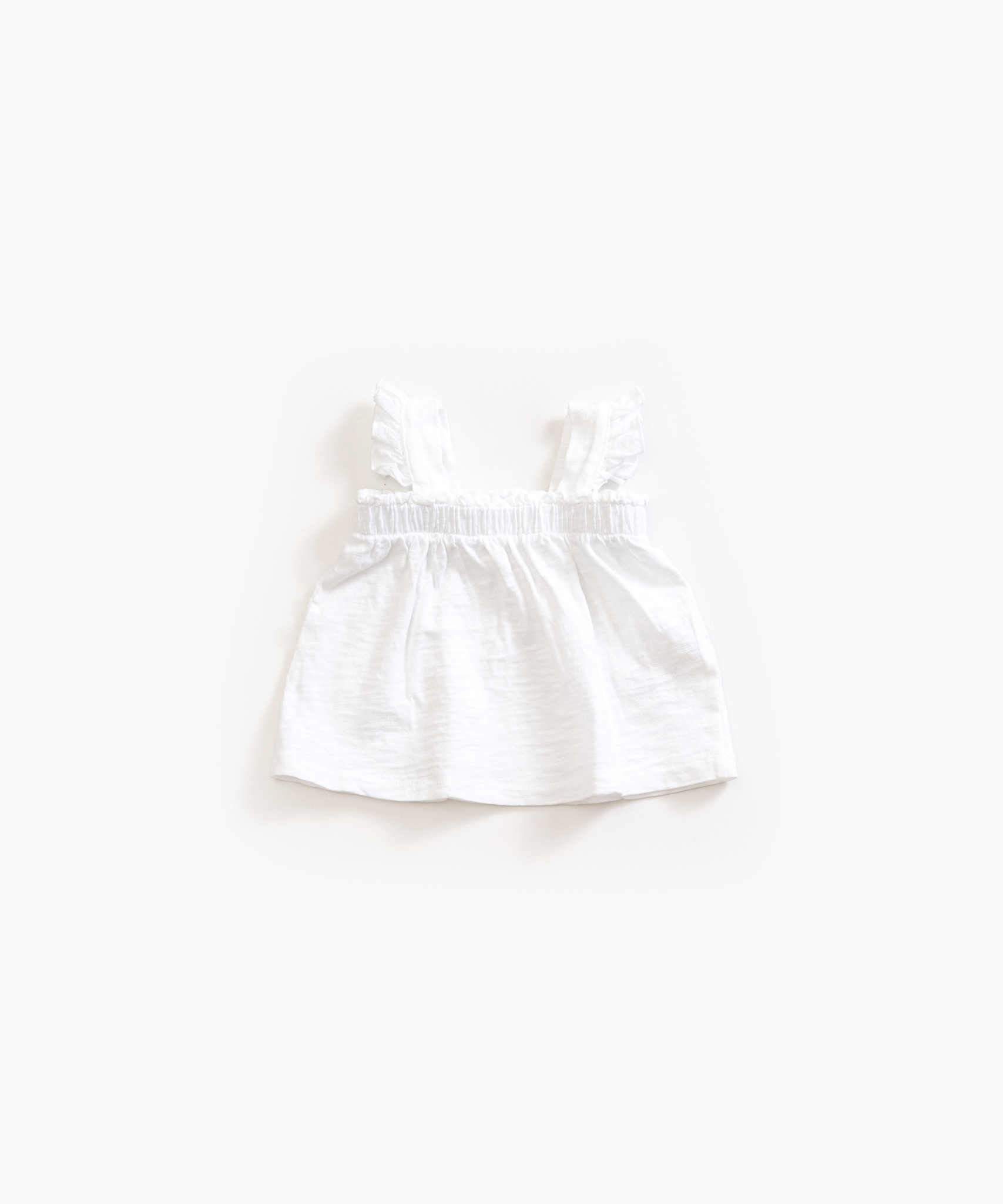Play-up Top in organic cotton