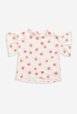 Play-up Flamé Jersey T-shirt   pearl
