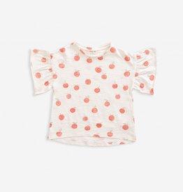 Play-up Flamé Jersey T-shirt | pearl