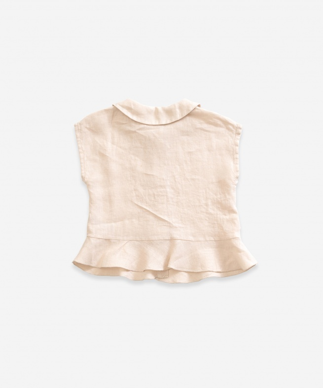 Play-up Linen Tunic