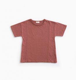 Play-up Flamé Jersey T-shirt | old tile