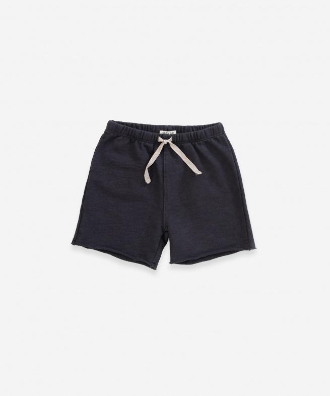 Play-up Fleece Flamé Shorts | basalt