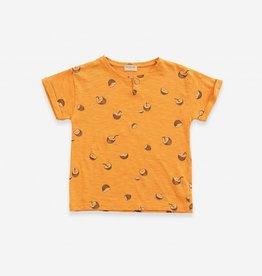 Play-up Printed Flamé Jersey T-shirt