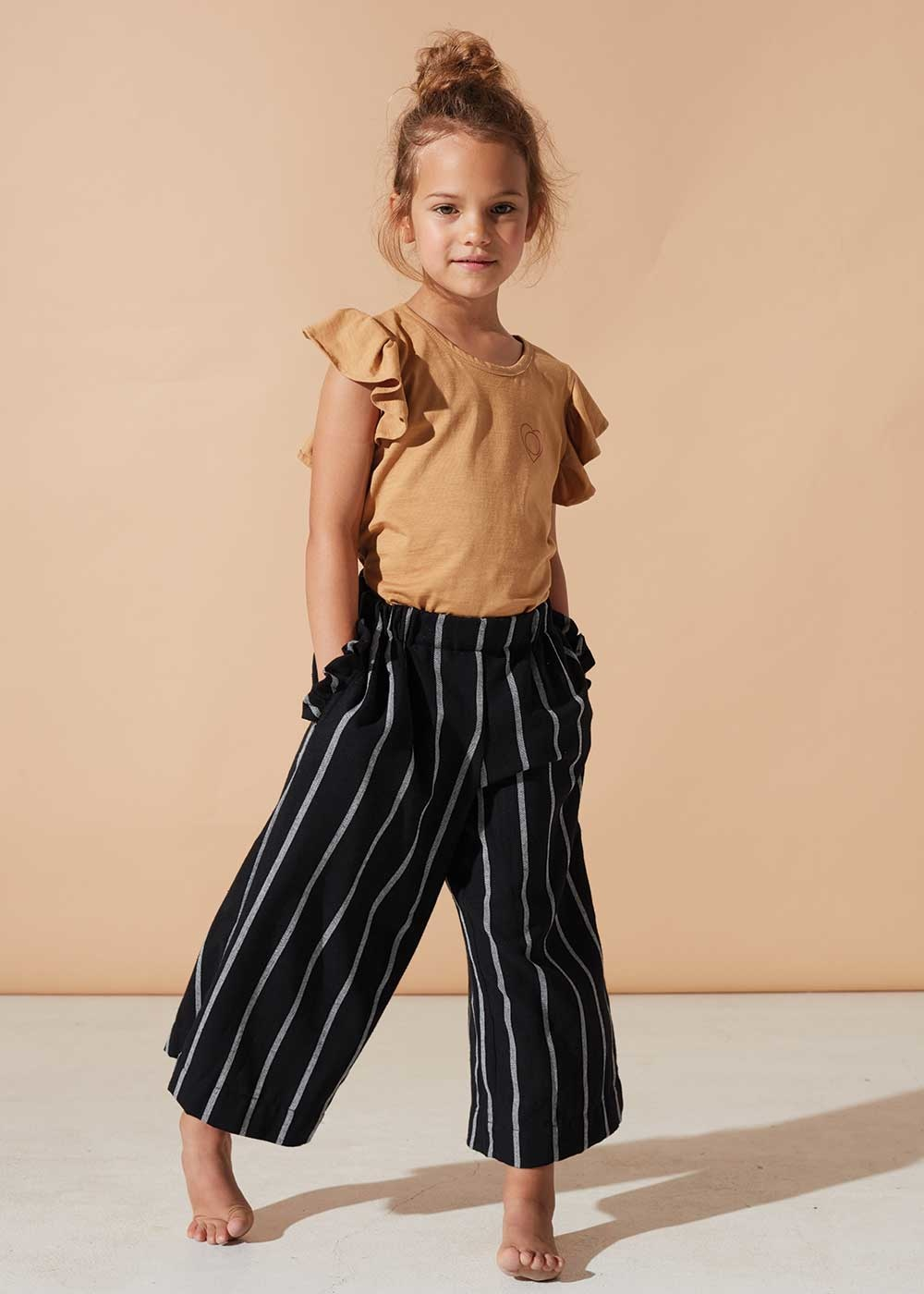 Kids on the moon Midnight culottes