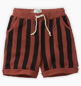 Sproet & Sprout Shorts painted stripe