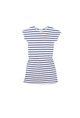 One we Like Pop Dress SS Stripes-Glasses