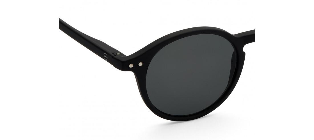 Izipizi Sunglasses #D Black   grey lenses