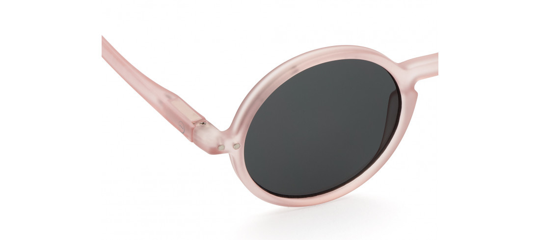 Izipizi Sunglasses #G Pink| grey lenses