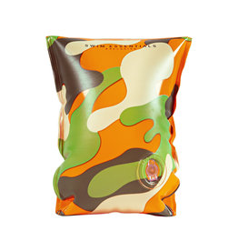 swim essentials zwembandjes camouflage