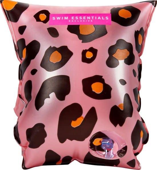 swim essentials Zwembandjes 2-6 jaar | leopard