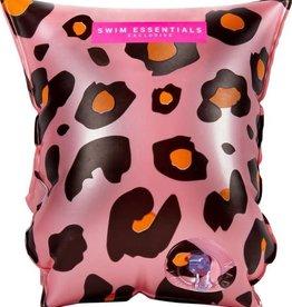 swim essentials Zwembandjes 0-2 jaar   leopard