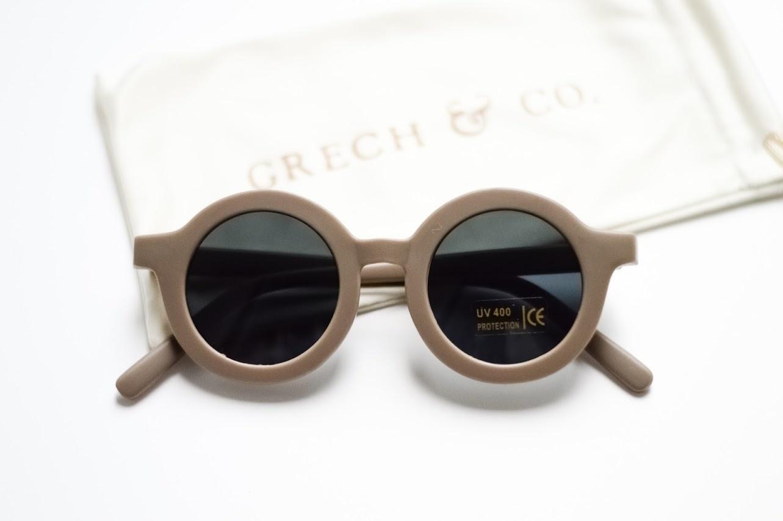 Grech & Co Kids zonnebril stone