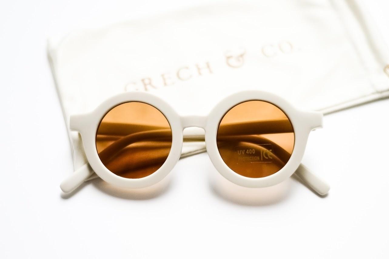 Grech & Co Kids zonnebril buff