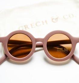 Grech & Co Kids zonnebril burlwood