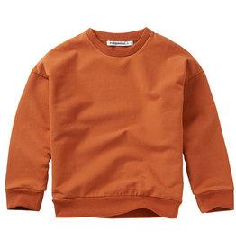 Mingo Sweater | dark ginger