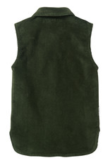 Mingo Sleeveless shirt | forest night