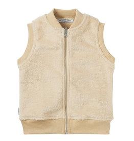 Mingo Bodywarmer / inner vest | mushroom 4/6 jaar