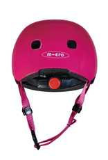Micro steps Micro helm deluxe framboos roze