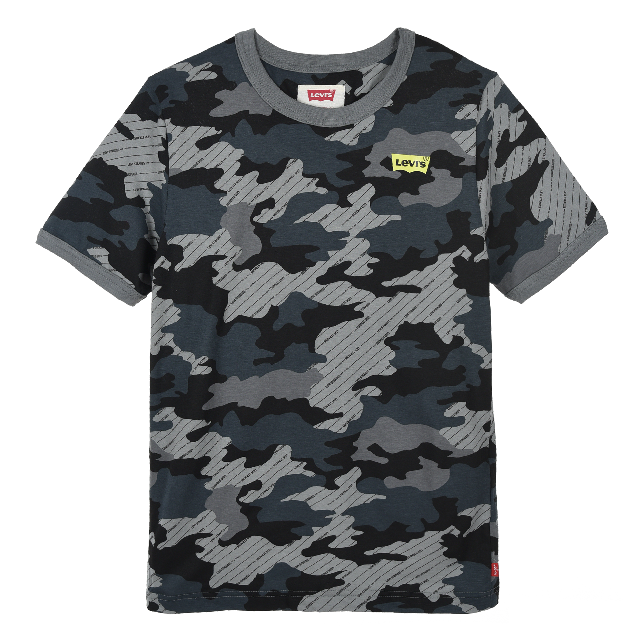 Levi's T-shirt   graphic ringer