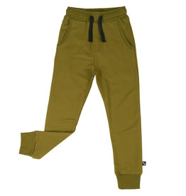 CarlijnQ Basics sweatpants | green