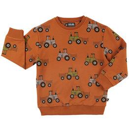 CarlijnQ Tractor sweater