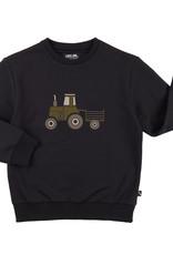 CarlijnQ Tractor sweater | zwart