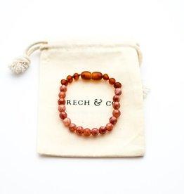 Grech & Co Chakra sunstone armband/enkelband